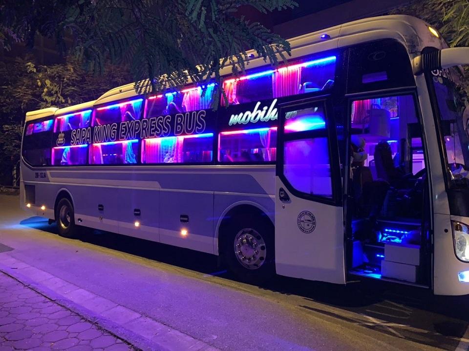 King Express Bus