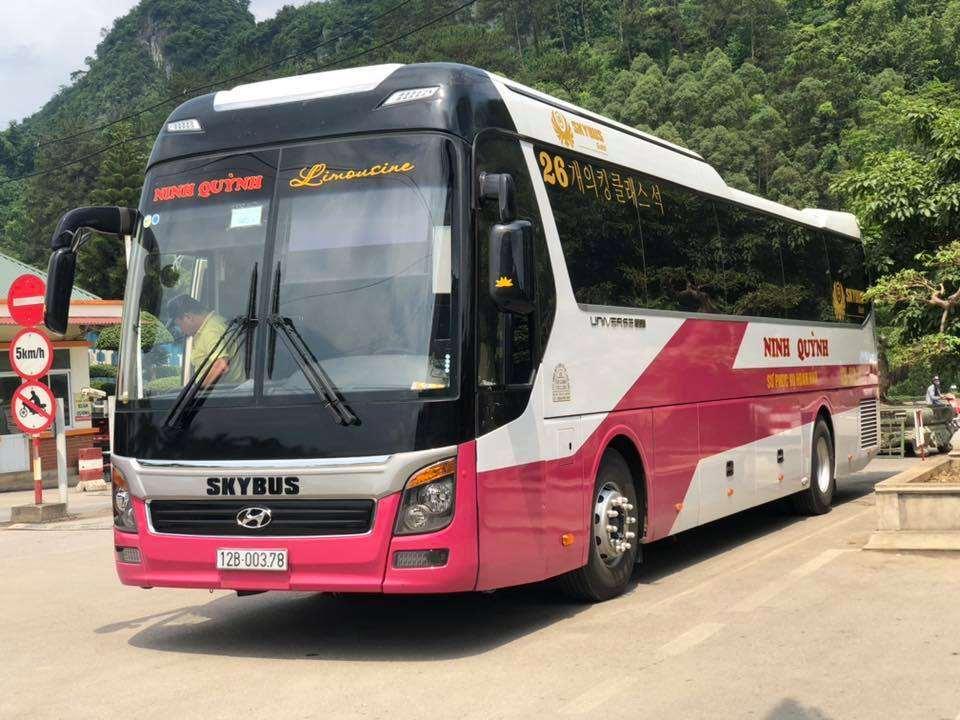 Giờ chạy các xe khách từ Cao Lộc – Lạng Sơn đi Mỹ Đình, giáp Bát, Gia Lâm và ngược lại