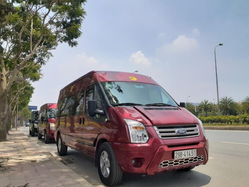 Lịch trình các hãng xe chạy từ thành phố Thanh Hóa đi Giáp Bát, nước Ngầm, Mỹ Đình, Gia Lâm và ngược lại (phần 2)
