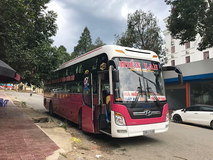 Lịch trình chạy các xe khách từ Thường Xuân – Thanh Hóa đi giáp Bát, Mỹ Đình, Gia Lâm, Yên Nghĩa và ngược lại