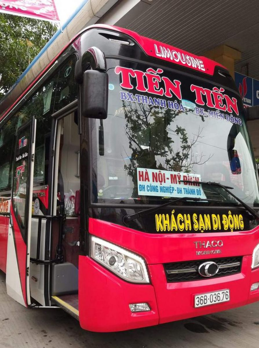 Lịch trình các xe chạy từ Nga Sơn đi Giáp Bát, Nước Ngầm, Mỹ Đình, Yên Nghĩa, Gia Lâm và ngược lại