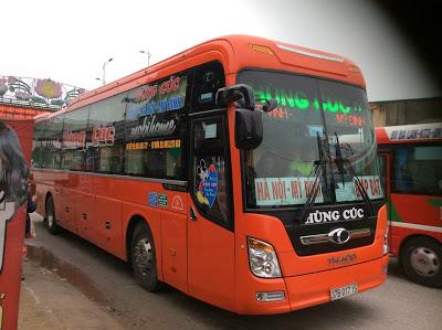 Giờ chạy và giá vé các xe khách từ Nghệ An đi Giáp Bát, Nước Ngầm, Mỹ Đình, Yên Nghĩa và Gia Lâm (Phần 1)
