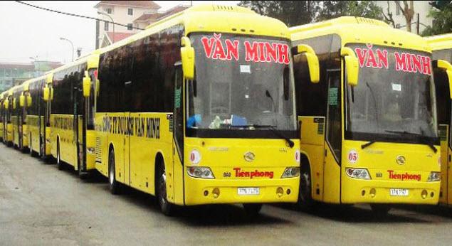 Giờ chạy và giá vé các xe khách từ Nghệ An đi Giáp Bát, Nước Ngầm, Mỹ Đình, Yên Nghĩa và Gia Lâm (Phần 2)