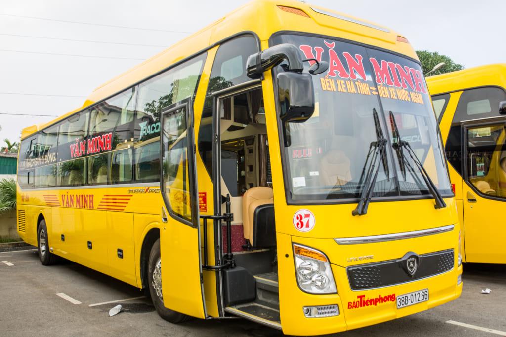 Lịch trình các xe khách chạy từ Cửa Lò đi Nước Ngầm, Giáp Bát, Mỹ Đình, Gia Lâm, Yên Nghĩa và ngược lại
