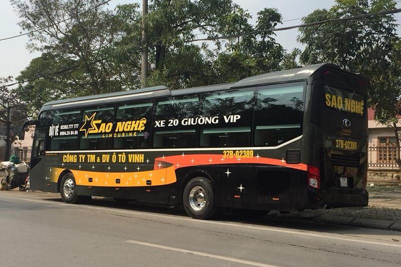 Lịch chạy các xe khách từ Diễn Châu đi Nước Ngầm, Giáp Bát, Mỹ Đình, Yên Nghĩa, Gia Lâm và ngược lại