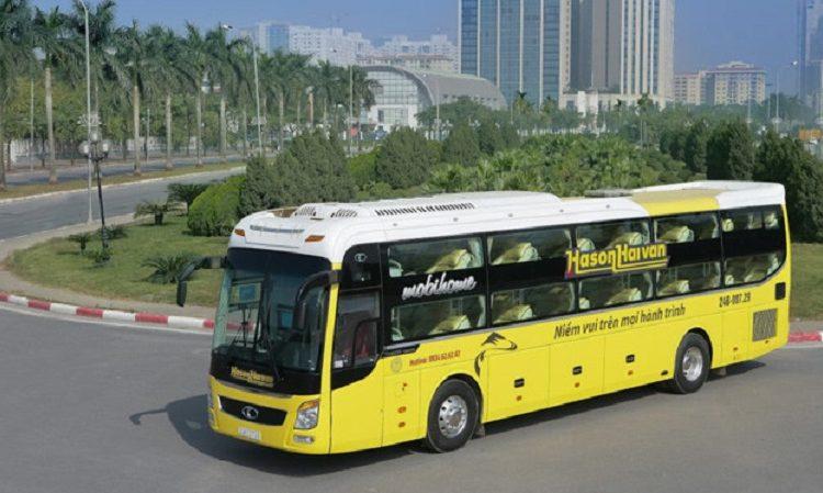 Giá vé, giờ chạy các xe từ thành phố Lào Cai đi Mỹ Đình, Giáp Bát, Yên Nghĩa, Nước Ngầm, Gia Lâm và ngược lại