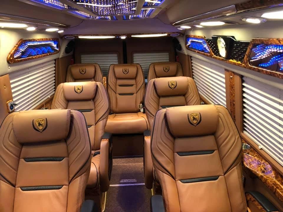 Top các xe Limousine Giáp Bát đi Huế nhanh, an toàn, chất lượng
