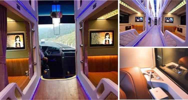 Giá vé, lịch chạy các xe limousine từ Đà Nẵng đi Mỹ Đình, Nước Ngầm, Giáp Bát, Yên Nghĩa, Gia Lâm và ngược lại