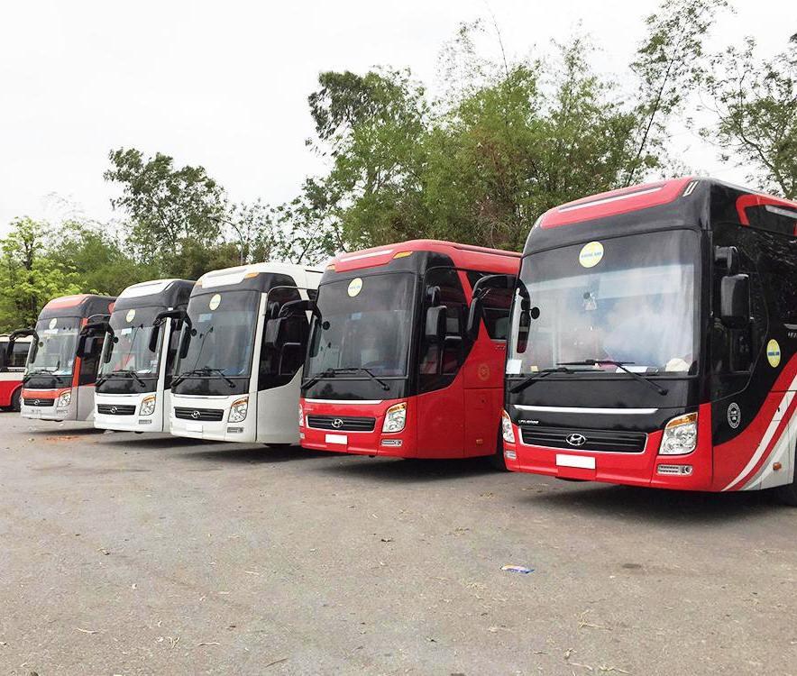 Lịch chạy các xe ghế ngồi từ Lạng Sơn đi Mỹ Đình, Gia Lâm, Giáp Bát, Yên Nghĩa