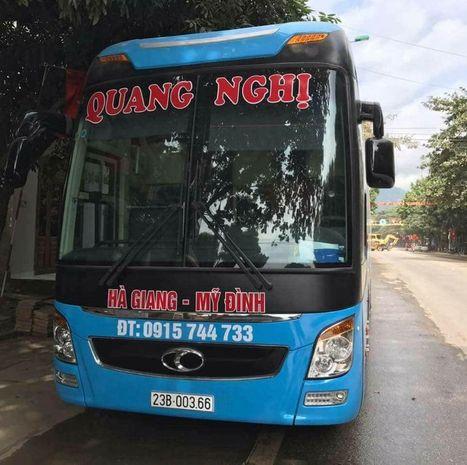 Lịch chạy các xe khách từ Hà Giang đi Mỹ Đình, Giáp Bát, Yên Nghĩa, Nước Ngầm, Gia Lâm và ngược lại (p2)