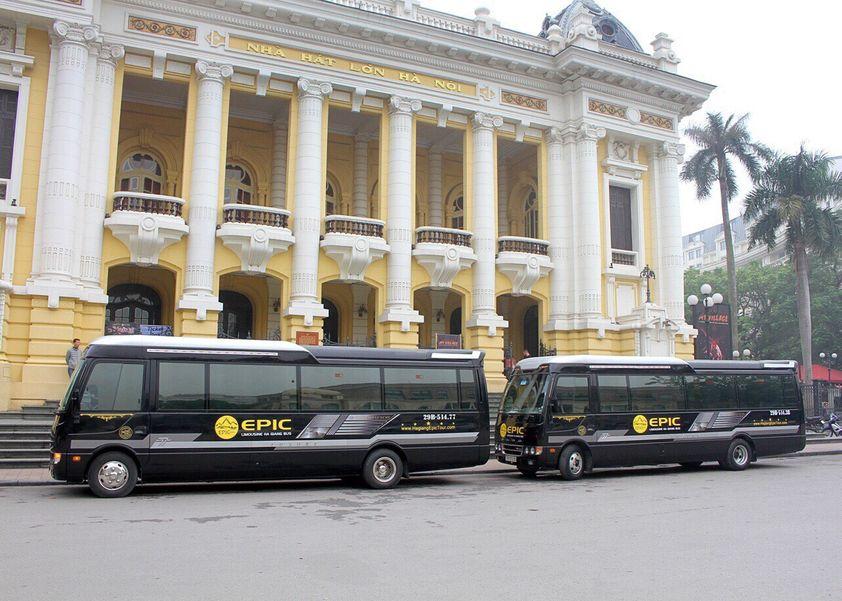 Giờ chạy, giá vé các xe từ thành phố Hà Giang đi Mỹ Đình, Gia Lâm, Giáp Bát, Nước Ngầm, Yên Nghĩa và ngược lại