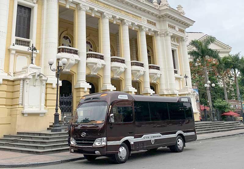 Giá vé, lịch chạy các xe limousine từ Hà Giang đi Mỹ Đình, Nước Ngầm, Giáp Bát, Yên Nghĩa, Gia Lâm và ngược lại