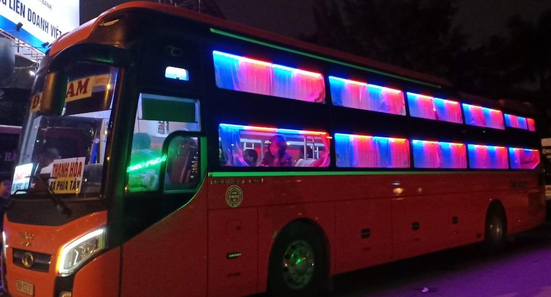 Lịch chạy các hãng xe khách từ Thanh Hóa đi Giáp Bát, Nước Ngầm, Mỹ Đình, Yên Nghĩa, Gia Lâm
