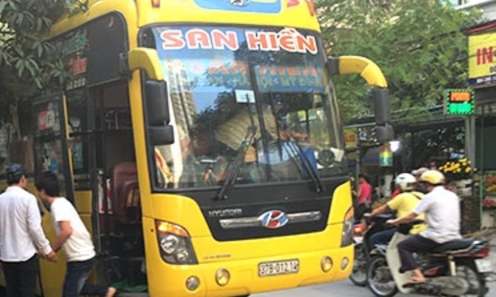 Giờ chạy và giá vé các xe từ Yên Thành đi Nước Ngầm, Giáp Bát, Mỹ Đình, Yên Nghĩa, Gia Lâm và ngược lại