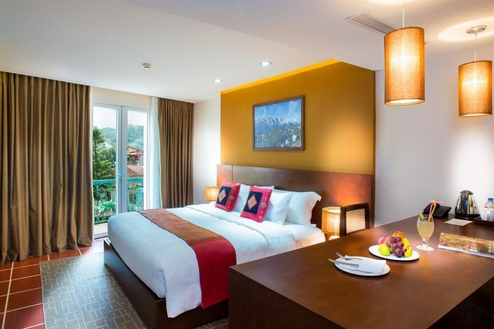 Review khách sạn nhà nghỉ ở Sapa khi du lịch