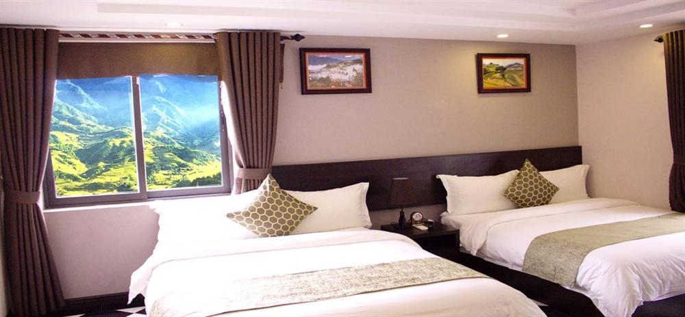Hướng dẫn đặt phòng khách sạn ở SaPa