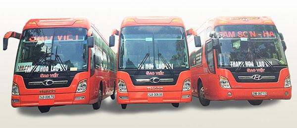 Những hãng xe khách từ Sapa đi Giáp bát Hà Nội