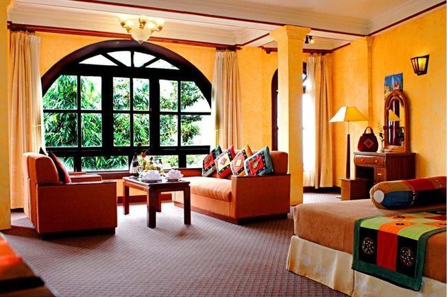 Đặt phòng 7 khách sạn chất lượng ở Sapa nhanh nhất