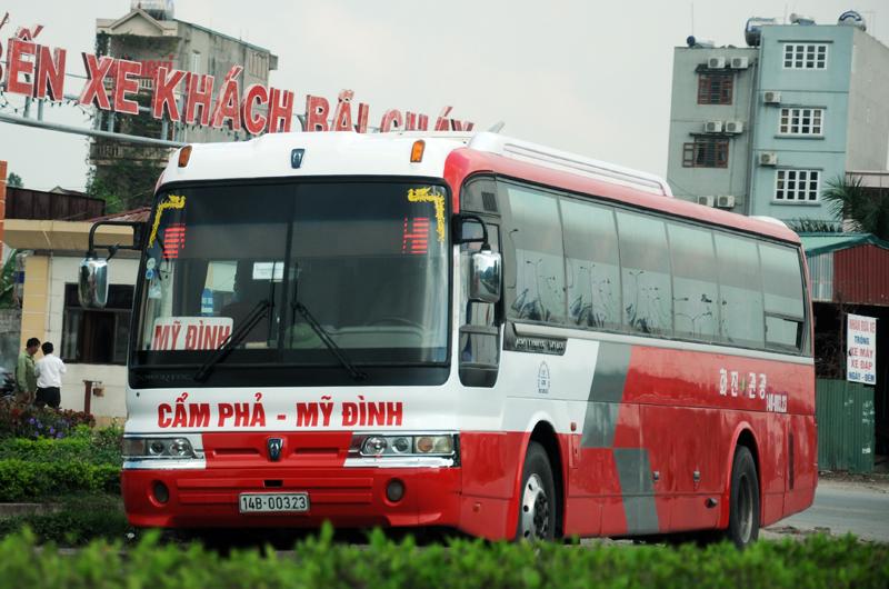 Các hãng xe khách đi Quảng Ninh từ bến xe Mỹ Đình: lịch trình và giá vé cụ thể