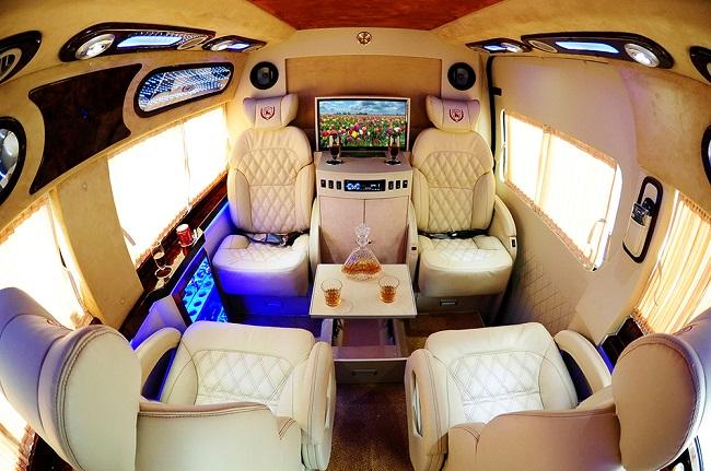 Đặt vé xe limousine đi sapa: Cụ thể lịch trình, giá vé chi tiết cho khách