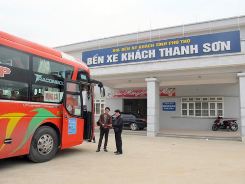 Giờ chạy tất cả hãng xe Phú Thọ - Hà Nội Mỹ Đình, Giáp Bát, Yên Nghĩa, Cầu Giấy, Gia Lâm
