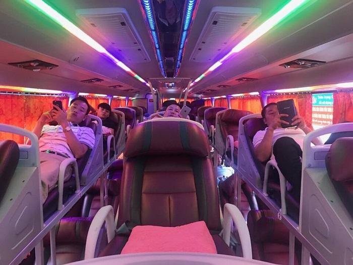 Tổng hợp hãng xe khách Thanh Hoá - Giáp Bát hàng ngày, cập nhật mới nhất