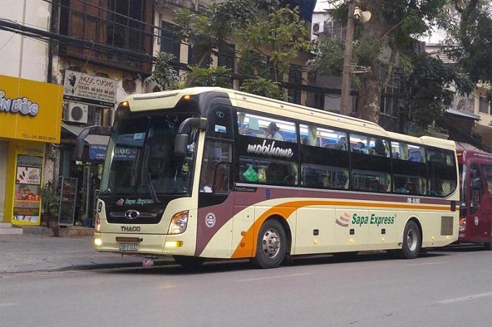 Xe Hà Nội - Lào Cai trong ngày uy tín và chất lượng