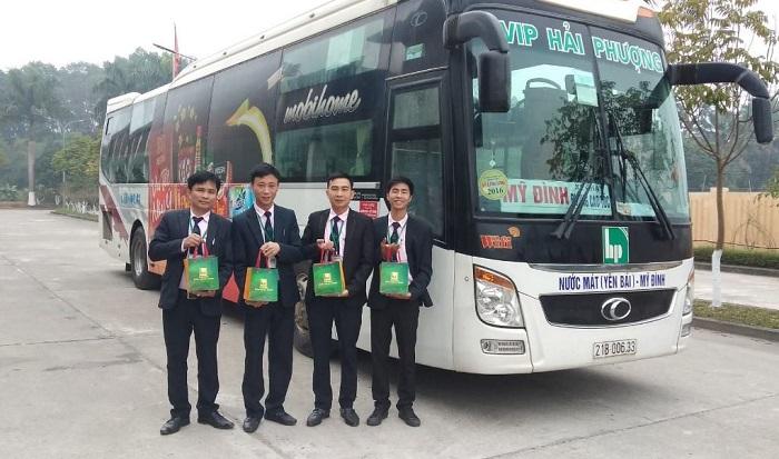 Tổng hợp nhà xe Yên Bái - Hà Nội trong ngày, cập nhật liên tục