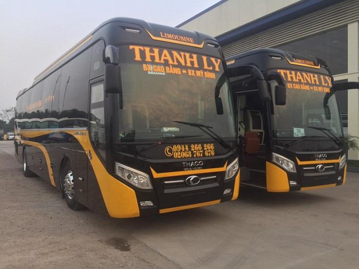 Tổng hợp nhà xe Cao Bằng - Hà Nội uy tín, chất lượng