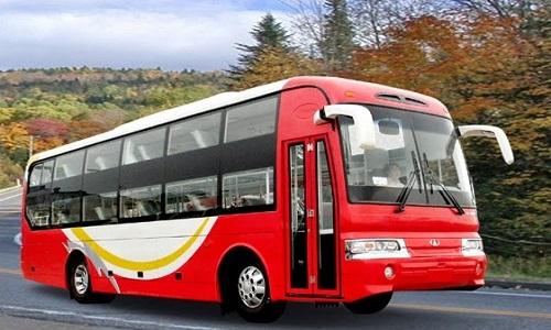 Thông tin về các chuyến xe khách đi Thanh Hóa từ Bến xe Giáp Bát năm 2021