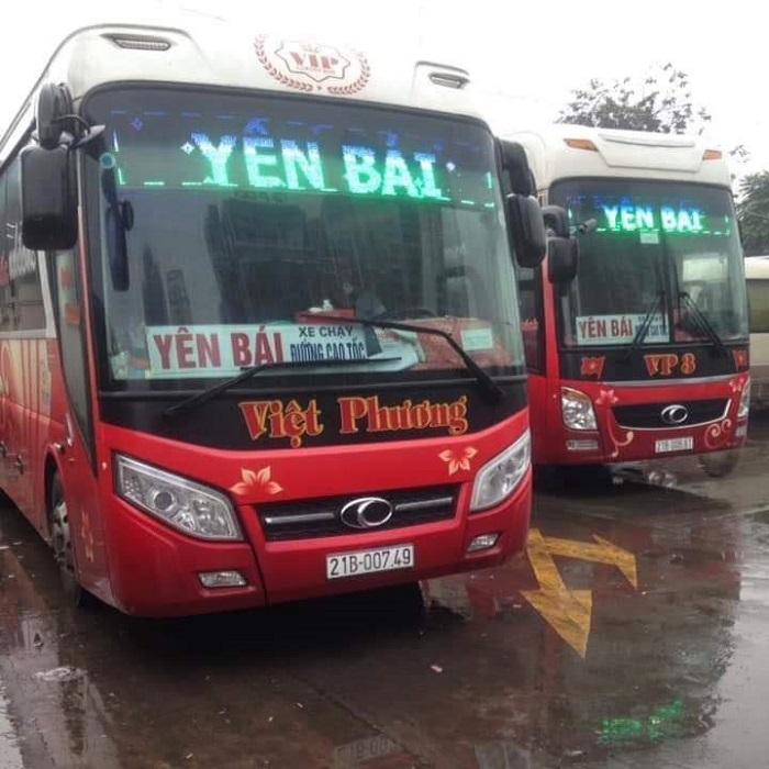 Xe Yên Bái - Yên Nghĩa: Tổng hợp các nhà xe uy tín