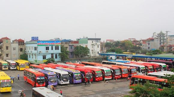 Xe khách đi Ninh Bình từ bến xe Giáp Bát gồm những xe nào?