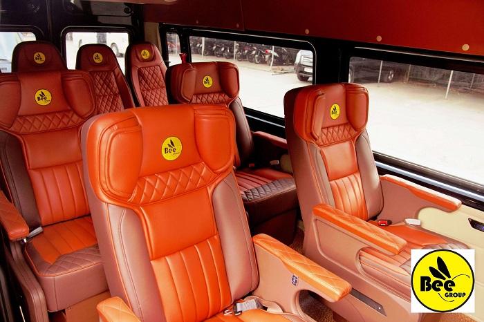 Xe limousine Hà Nội Hải Phòng - Be Group