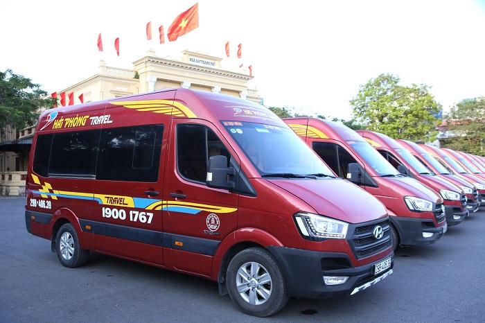 Hải Phòng Travel - xe limousine Hà Nội Hải Phòng uy tín