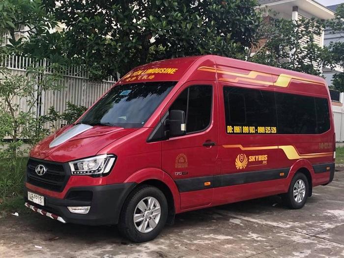 Nhà xe Limousine Hải Yến  - xe limousine Hà Nội Hải Phòng uy tín