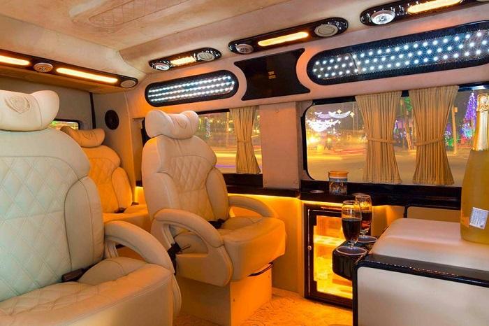 Hoàng Long Limousine - xe limousine Hà Nội Hải Phòng uy tín