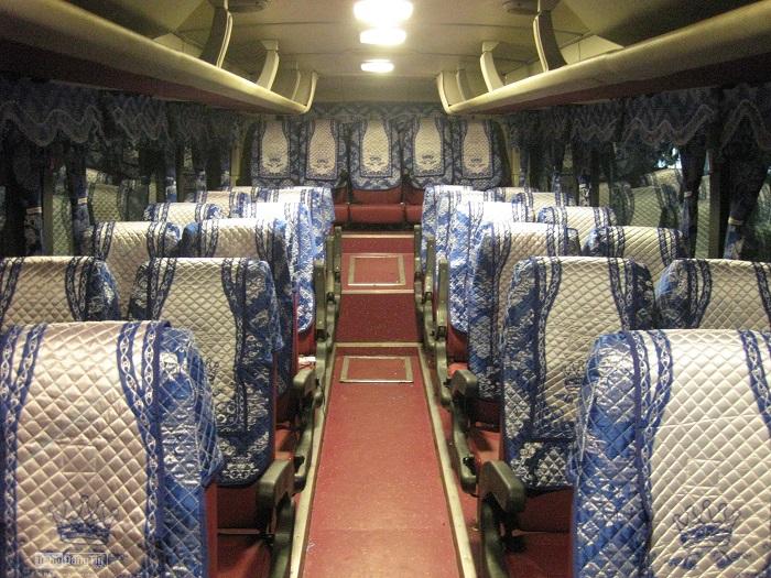 Xe khách Gia Lâm Yên Bái