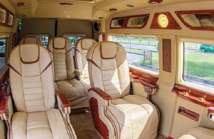 xe limousie chạy Hà Nội Đà Nẵng và ngược lại