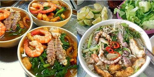 Du lịch Hạ Long nên ăn gì ở đâu?