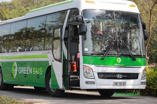 GreenSapa Bus