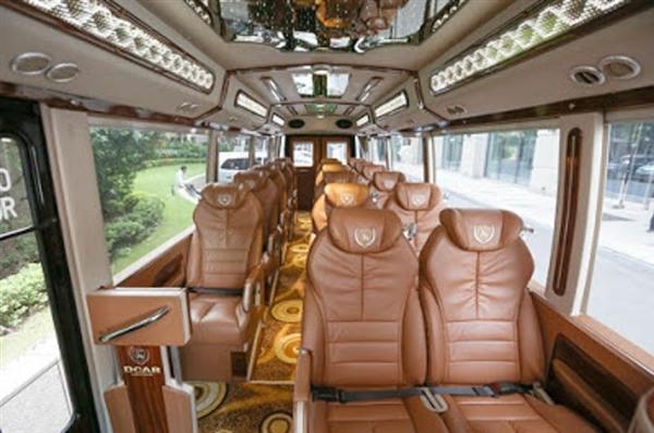 Pumpkin Limousine