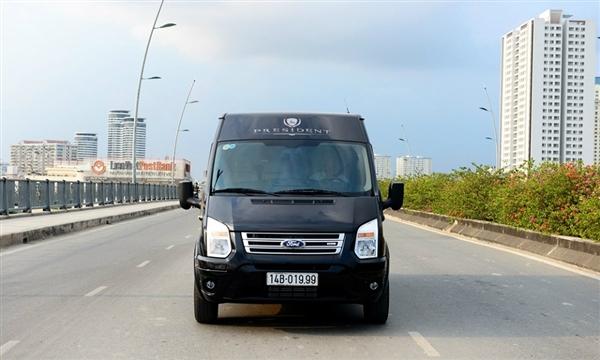 Sapa Luxury Van