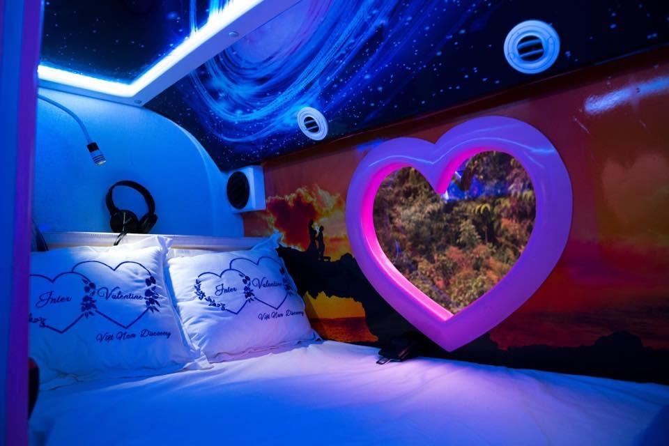 Xe giường đôi Valentine đi Sapa – trải nghiệm thú vị cho các cặp tình nhân