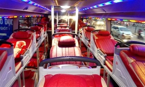 Những hãng xe giường nằm nên đi khi du lịch Hà Nội – Sapa